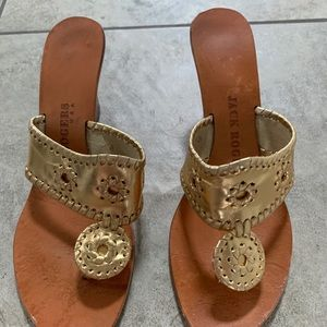 Jack Rogers Hampton Thong / one day only &65